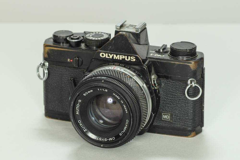 My Cameras: The Olympus OM-1