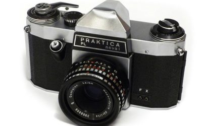 My Cameras: The Praktica Nova I