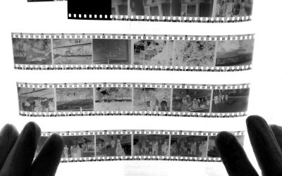 Scanning Black and White Negatives