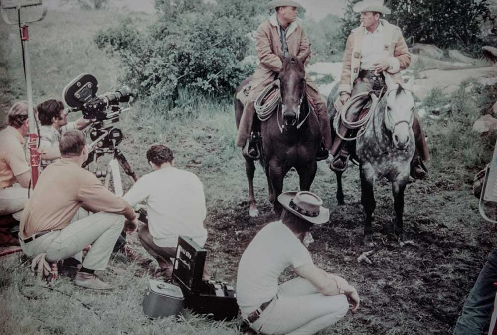 Scanning: Filming The Marlboro Man Commerical